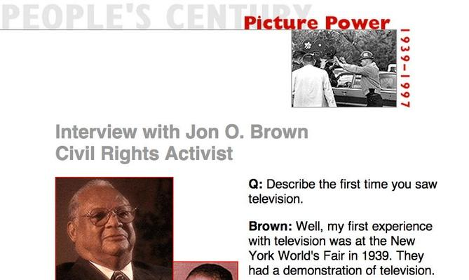 Picture Power, Jon O. Brown