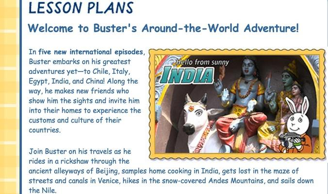 Buster's World Adventure