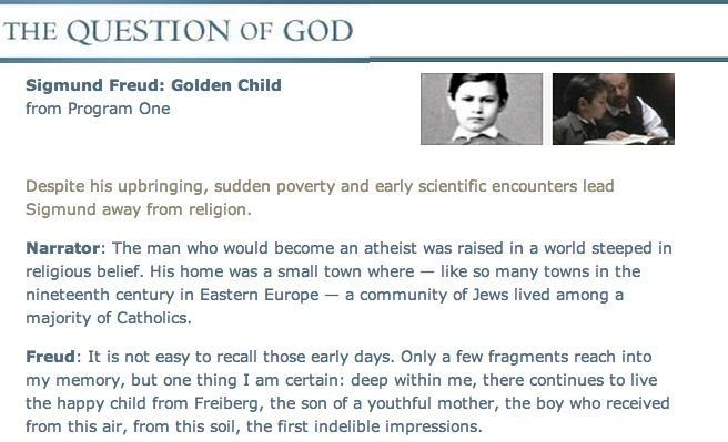 "Freud - ""Golden Child"" Transcript"