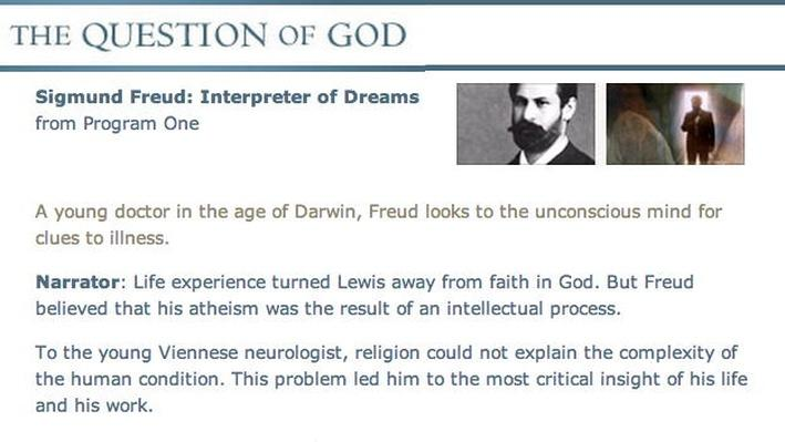 "Freud - ""Interpreter of Dreams"" Transcript"