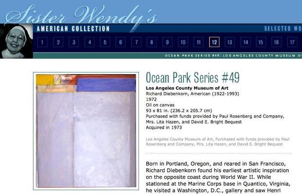 Ocean Park Series #49