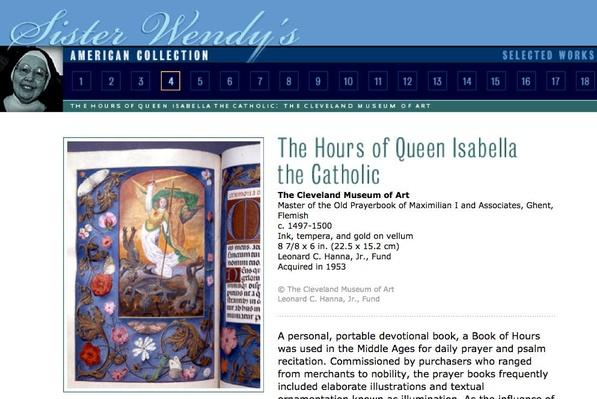 The Hours of Queen Isabella the Catholic