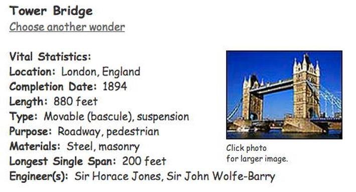 Building Big | Tower Bridge