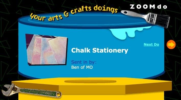 Chalk Stationary