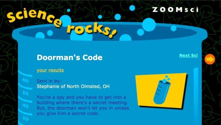 Doorman's Code