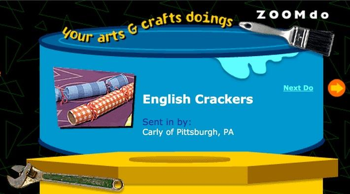 English Crackers