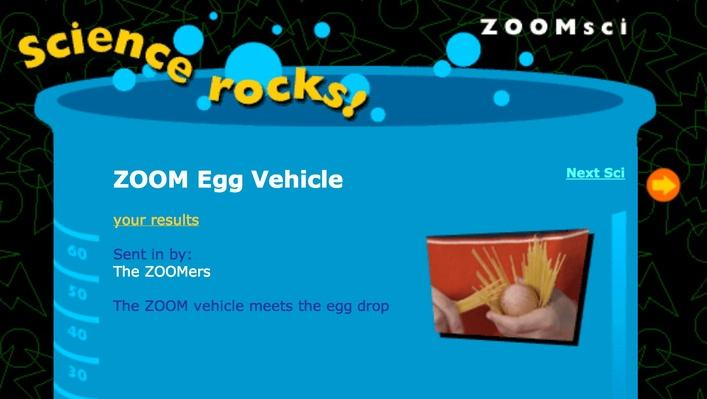 Egg Vehicle