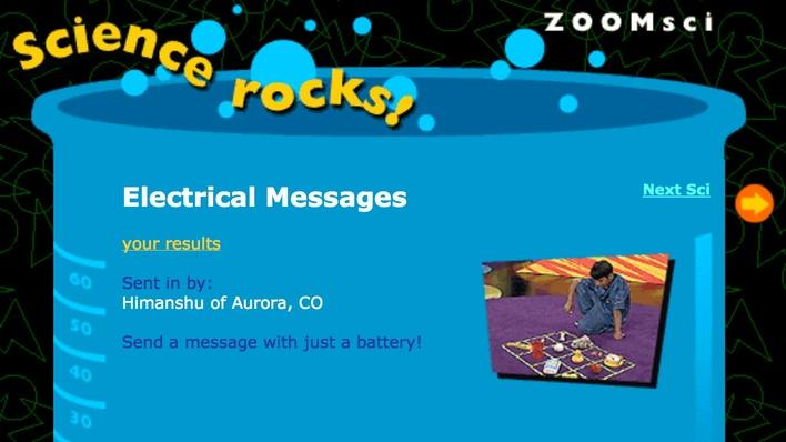 Electrical Messages
