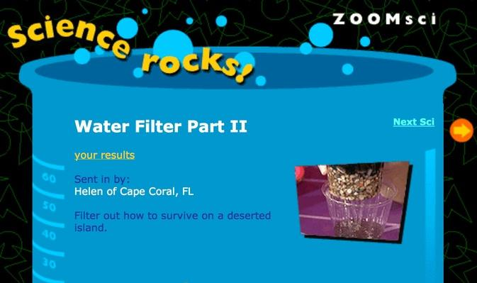 Water Filter Part II
