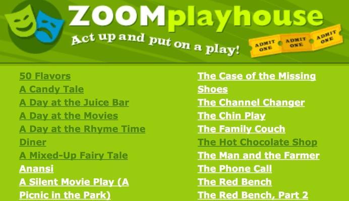 Zoom Playhouse