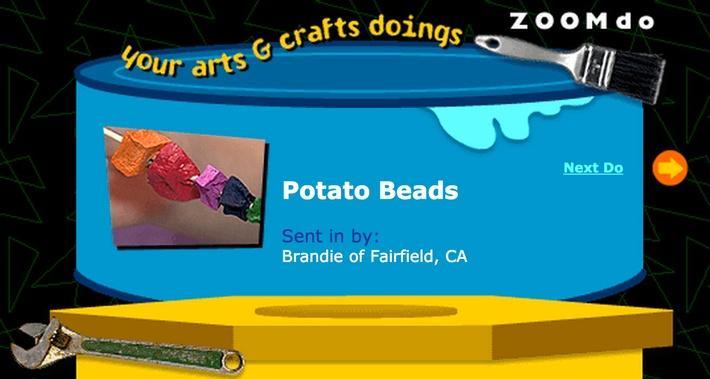 Potato Beads