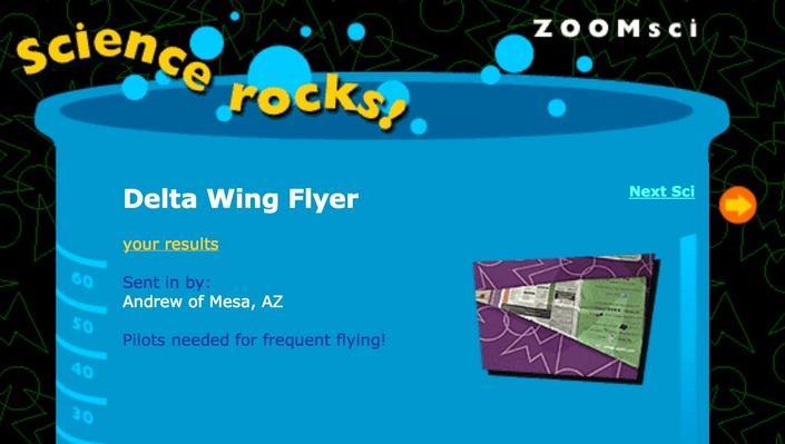 Delta Wing Flyer