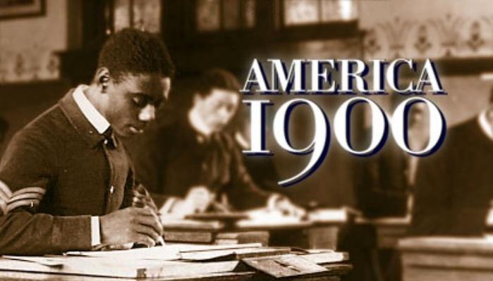 America 1900 - Anti-trust/anti-imperialism