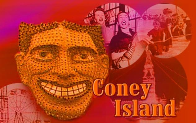 Coney Island: The Ups and Downs of America's First Amusement Park - Gallery