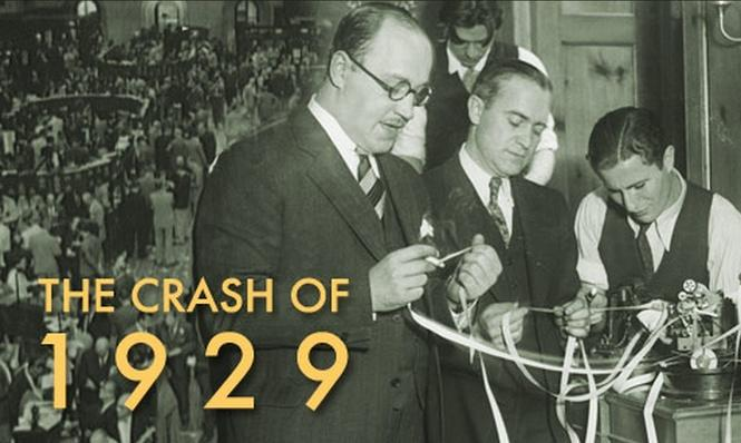 The Crash of 1929 - Photo Gallery: The Roaring 20s