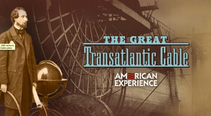 The Great Transatlantic Cable | Science Expo 1870