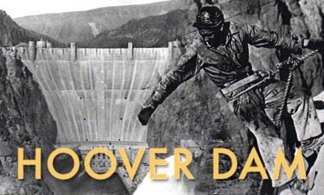 Hoover Dam - Photo Gallery: The Men Who Built the Dam