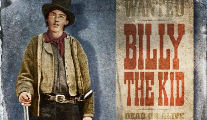 Billy the Kid - Photo Gallery: The Golden Age of the American Cowboy