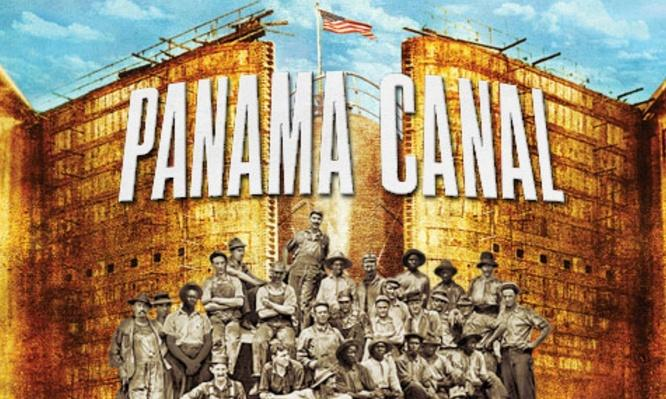 Panama Canal - Photo Gallery: Working on the Panama Canal