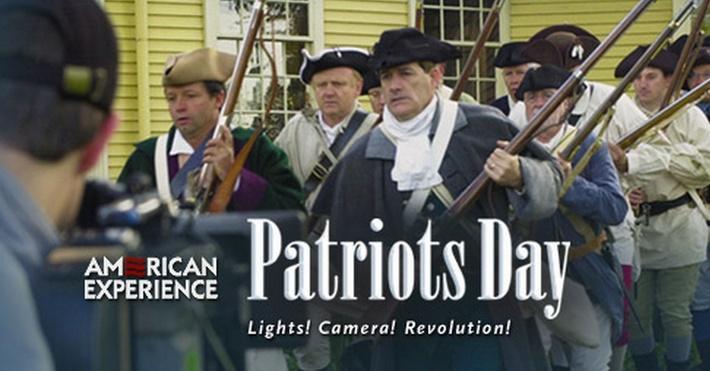 Patriots Day - Maps: Key Places on April 18-19, 1775
