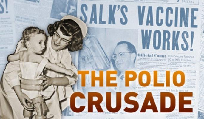 The Polio Crusade - Photo Gallery: The Polio Crusade