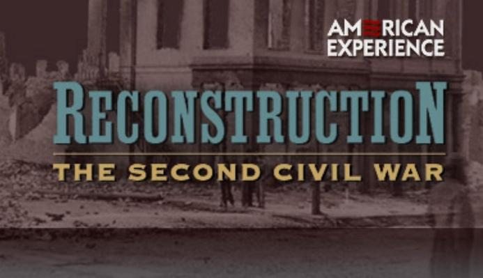 Reconstruction - The Second Civil War - In God We Trust: Special Features
