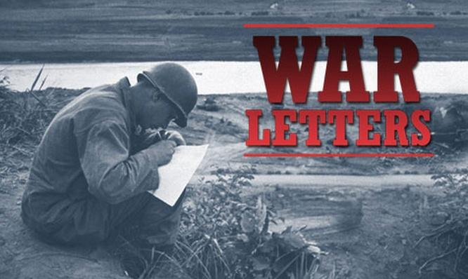 War Letters - Photo Gallery: WWII Cartoons