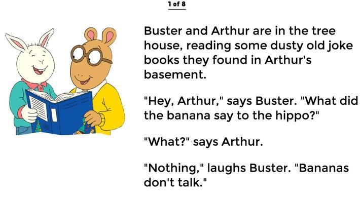 Buster's Breathless