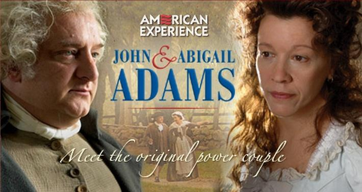 John & Abigail Adams - The Choice for Revolution