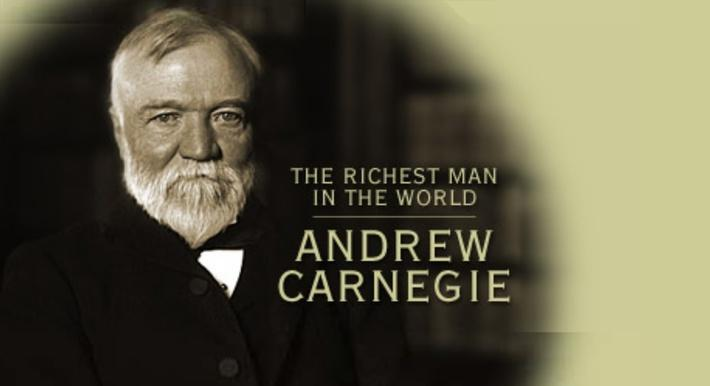 The Richest Man in the World: Andrew Carnegie - Virtual Tour of The Elms