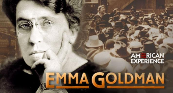 Emma Goldman - Maps: Red Emma on the Road