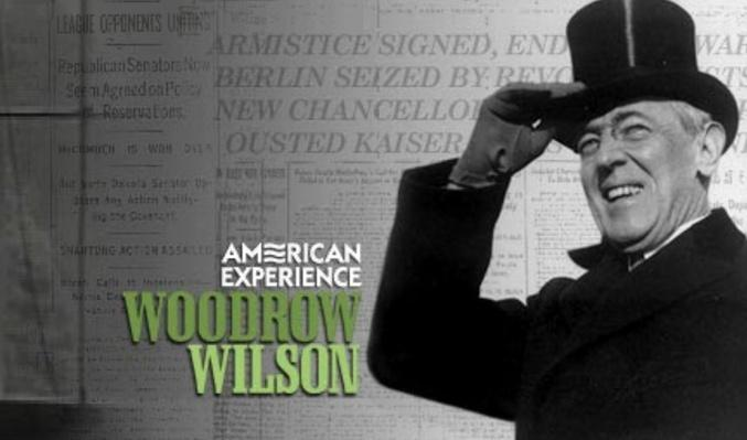 Woodrow Wilson - Timeline