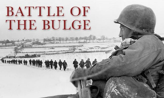 Battle of the Bulge - Vets Remember: Ed Stewart