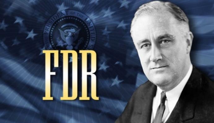 FDR - Eleanor Roosevelt
