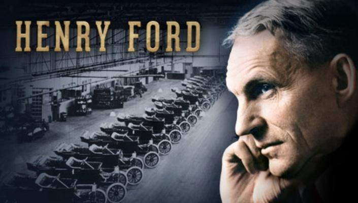 Henry Ford - Henry Ford and Thomas Edison