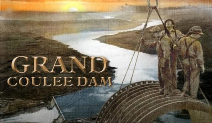 American Experience   Grand Coulee Dam - Closing the Spillway