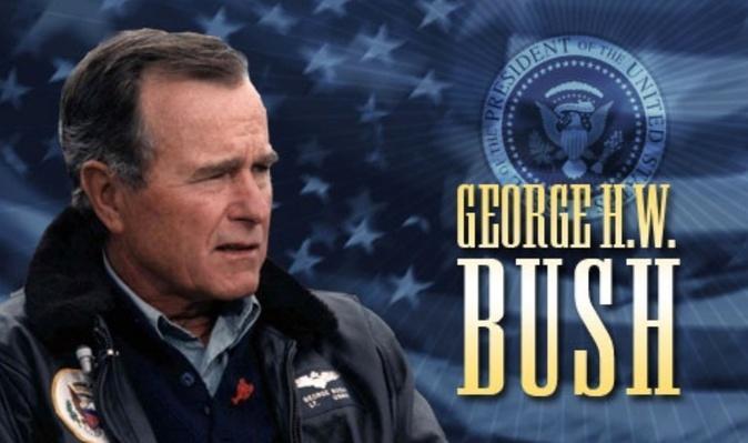 George H.W. Bush - Opposing Iraqi Aggression