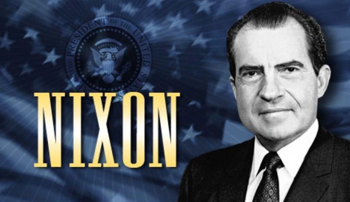 Nixon - Nixon's Gamble