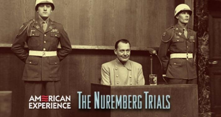 The Nuremberg Trials - Defendant Göring