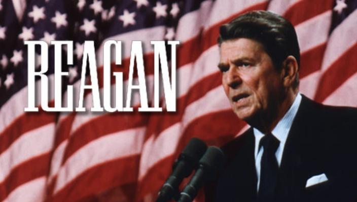 Reagan - Restoring Trust