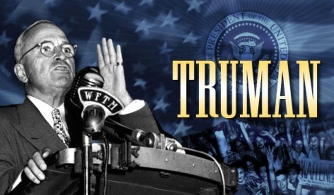 Truman - Mr. U.S.A.