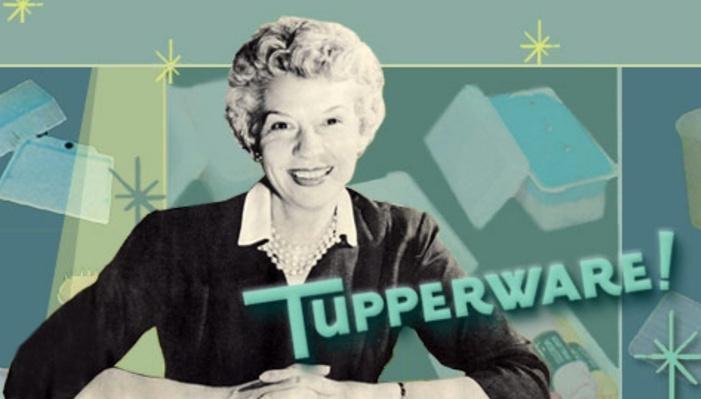 Tupperware! - Jubilee Video: Fashion Show