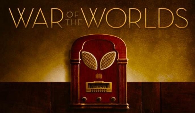 War of the Worlds - From Martian to German