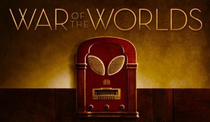 """War of the Worlds - """"We Interrupt this Program"""""""