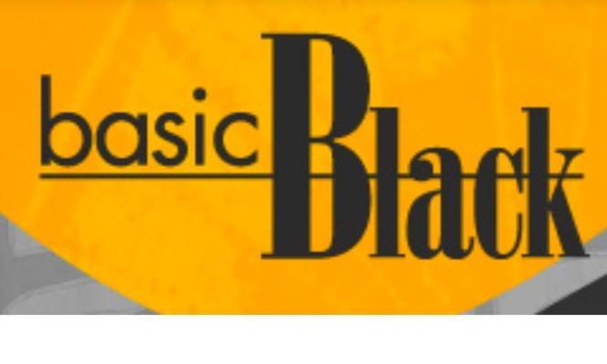Basic Black - Blogging While Brown