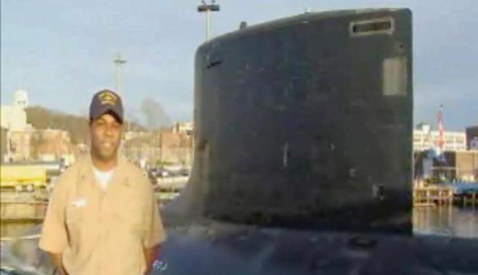 Submarine Sonar - Lt. Darrin Barber