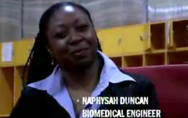 Spinal Implants - Naphysah Duncan