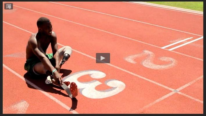 Blake Leeper: Preparing to Compete