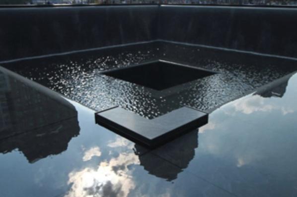 NOVA Online | Reflections on the 9/11 Memorial