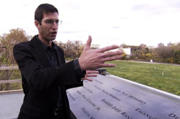 NOVA Online | The 9/11 Memorial Mock-Up